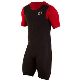6515c0fcf8104 Herren ELITE Pursuit Tri Speed Triathlonanzug (Black/True Red)
