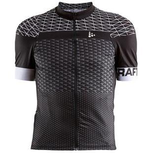 Craft. Mens Route Jersey (Black White) 0ad059edb