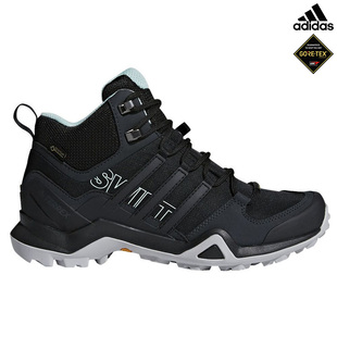 1c8bfa7d60058 Womens Terrex Swift R2 Mid GTX Shoes (Core Black Core Black Ash Green ...