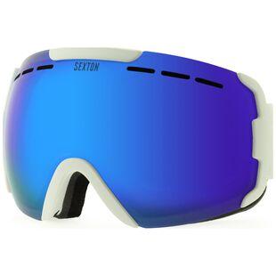 57cdaf40d17 Teknic. Sexton HX008 Ski Goggles (White Blue)