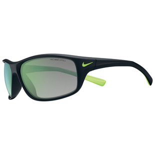 45e73d7b4e Nike. Adrenaline R Sunglasses (Matte Black Flash ...