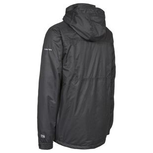 Trespass Mens Flashing Ski Jacket (Black)  5309b19c1