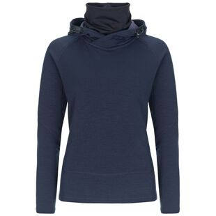 Hoodie Sportpur Mountain blue Blackjet Womens Super Natural Black tqwAzz