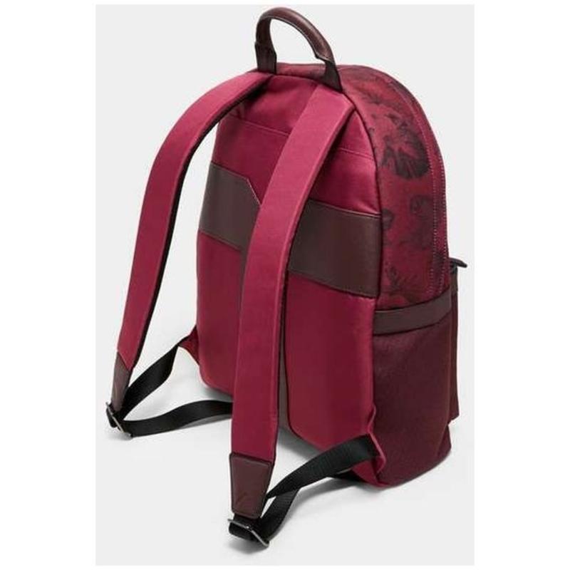933af1d8e5f93 Ted Baker Mens Braver Backpack (Oxblood)