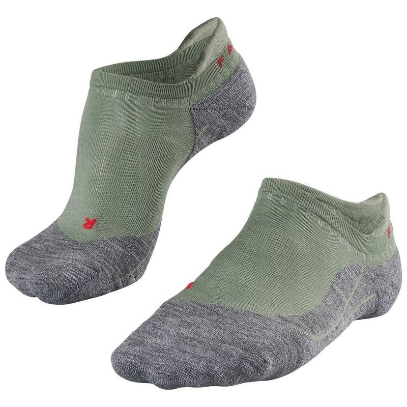 neues Design später attraktive Farbe Falke Mens Trekking TK5 Invisible Socks (Grass ...