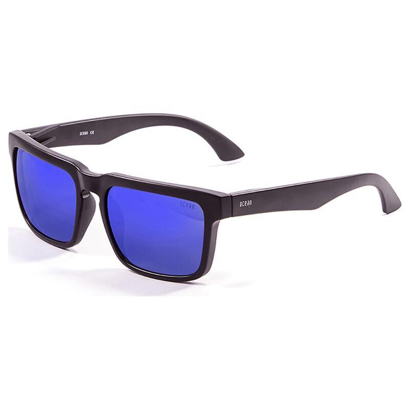 138e5ecb1f Ocean Bomb Polarised Sunglasses (Matte Black Revo Iridium Blue Lens)