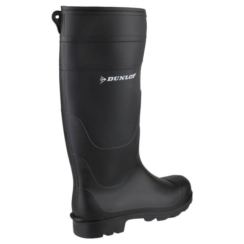 2bd4922b1873 Dunlop Mens Universal Wellington Boots (Black)