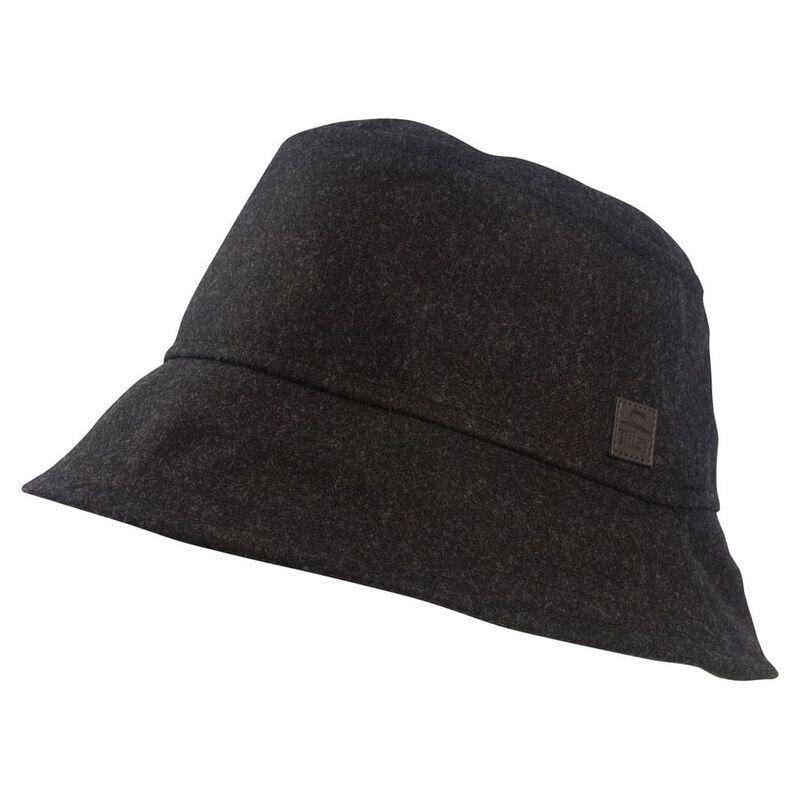 8f0228b1 Tilley Tuckaway Hat (Black)   Sportpursuit.com