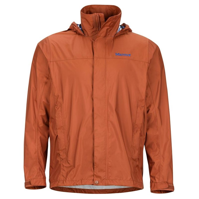 Marmot Mens PreCip Shell Jacket (Terracotta) |