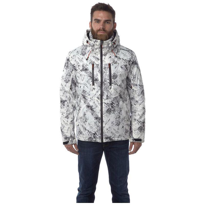c5d5edce2888d Tog24 Mens Crevasse Milatex Ski Jacket (White Camo)   Sportpursuit.com