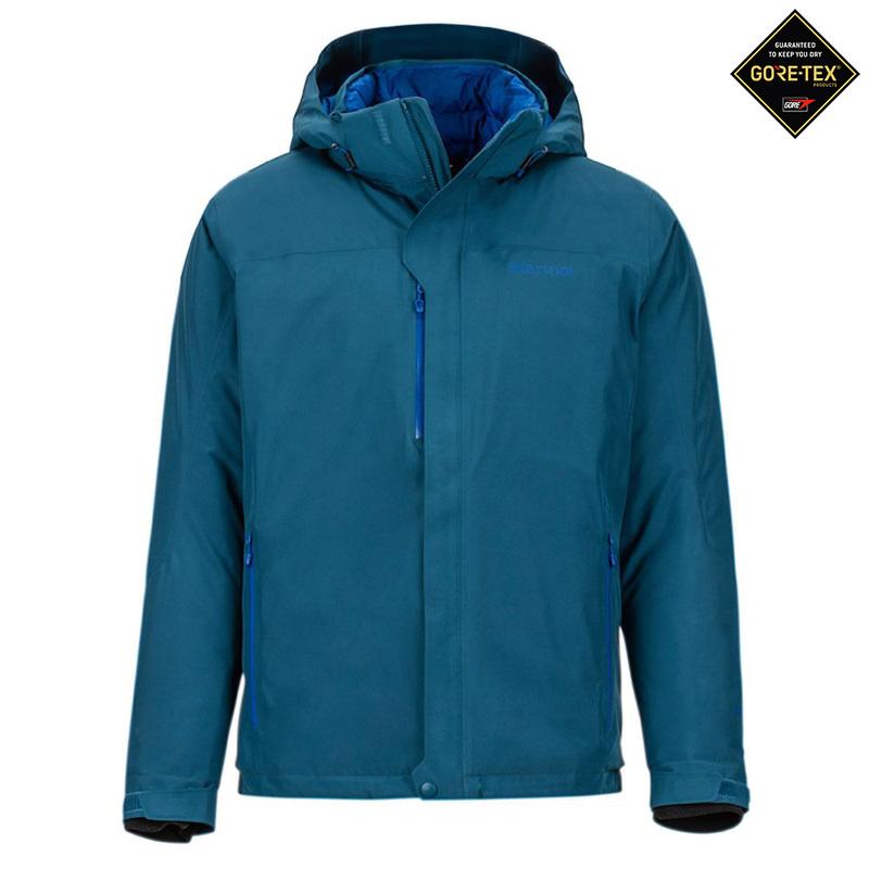 Marmot Mens Synergy Featherless Jacket (Denim