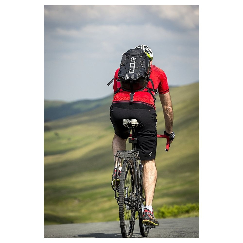 Garmin Varia Rearview Bike Rada Bundle (Black
