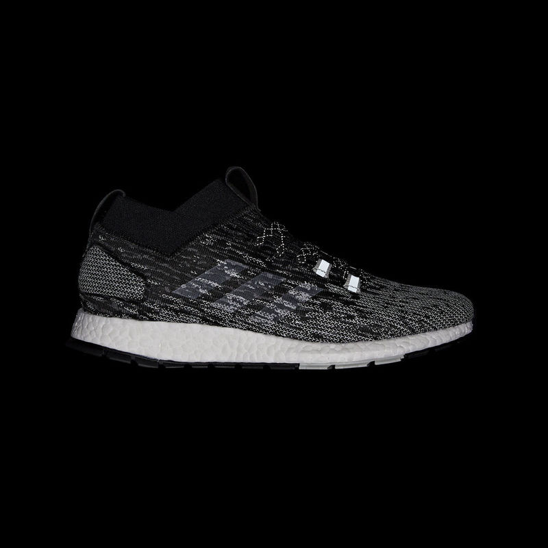 a355a13a7 Adidas Mens Pureboost RBL LTD Shoes (Core Black Grey Two Ash Silver)