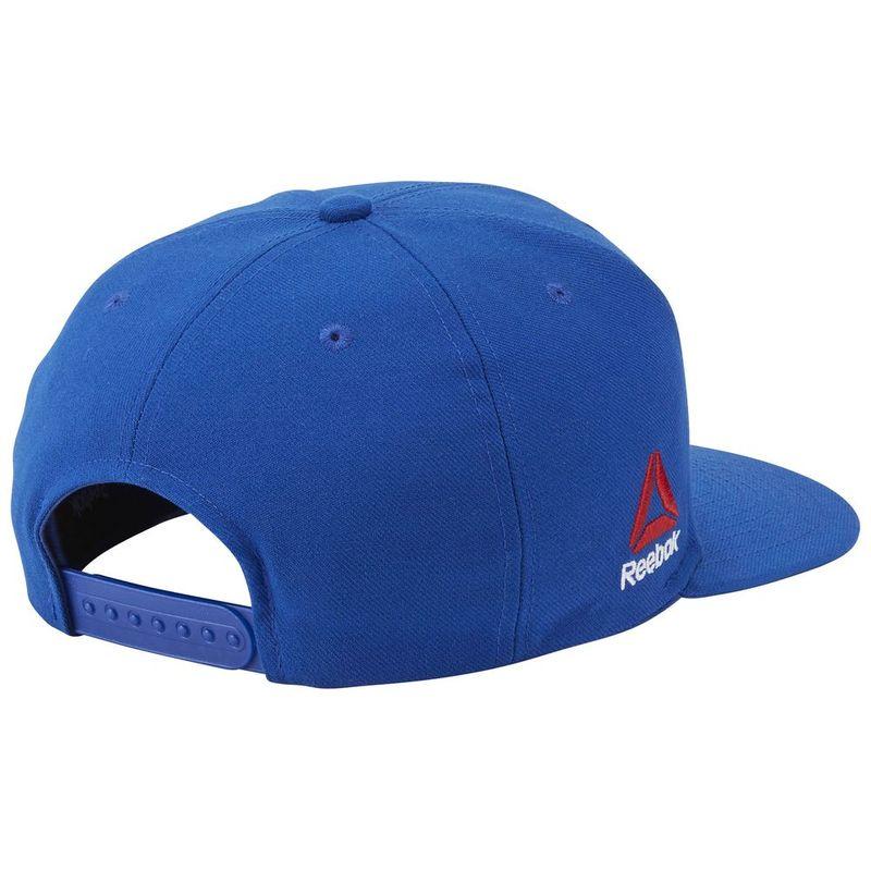 affe3dd360b Adidas Mens UFC Ultimate Fan Flat Brim Snapback Hat (Graphic Print)