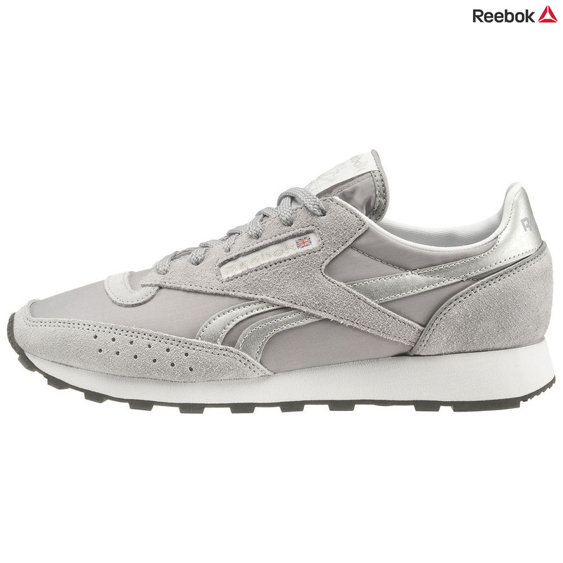 d7263f82f1dd Reebok Mens Classic 83 Shoes (Cool Shadow White Pure Silver Black)
