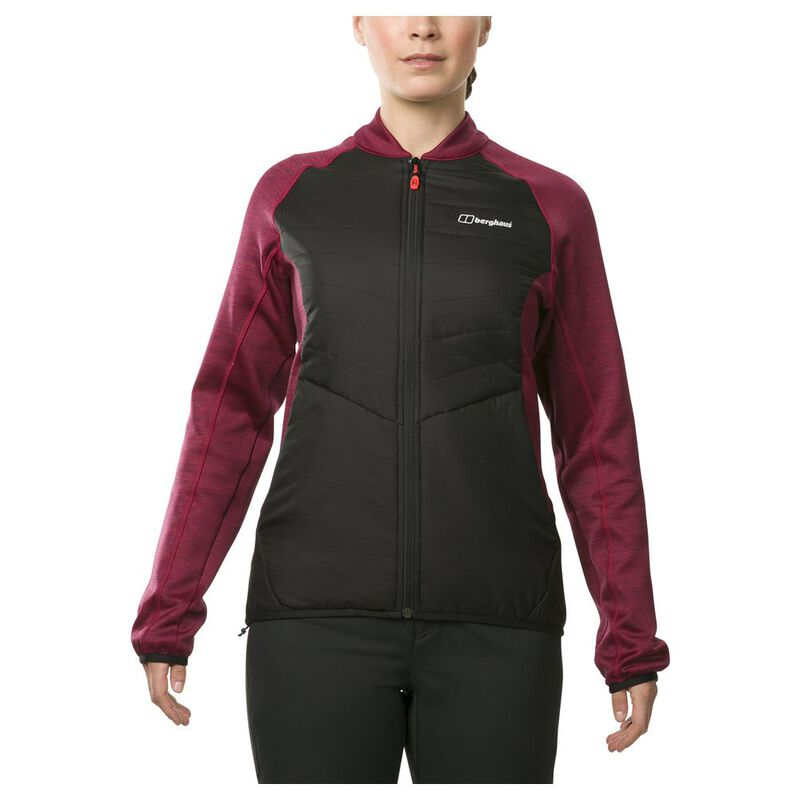 choose newest new collection speical offer Berghaus Womens Gemini Hybrid Insulated Jacket (Jet Black ...