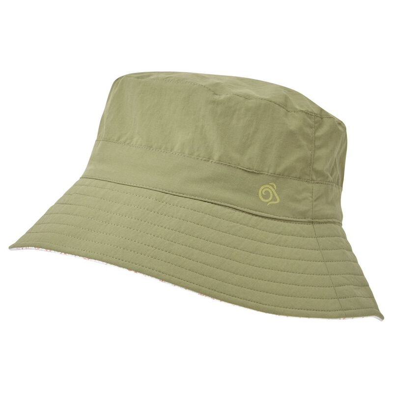 Craghoppers Womens NosiLife Sun Hat (Soft Moss)  13185257280