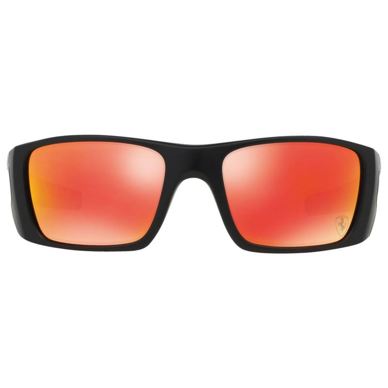 bba92819f0 Oakley Mens Ferrari Collection Special Edition Sunglasses (Matte Black