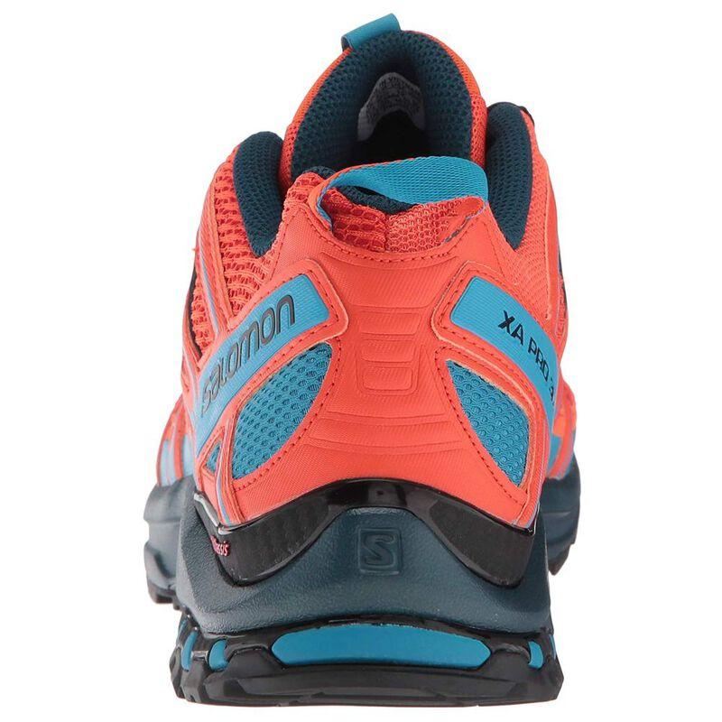 Salomon Mens XA Pro 3D Shoes (AW18 Cherry Tomato