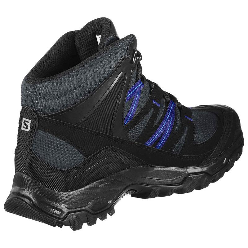 Salomon Mens Mudstone Mid 2 GTX Boots (PhantomBlackSky