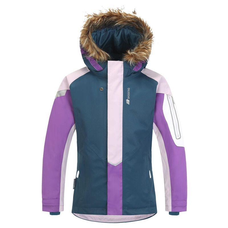f0dfbce0 Skogstad Kids Frostsetra Technical Jacket (Amethyst) | Sportpursuit.co
