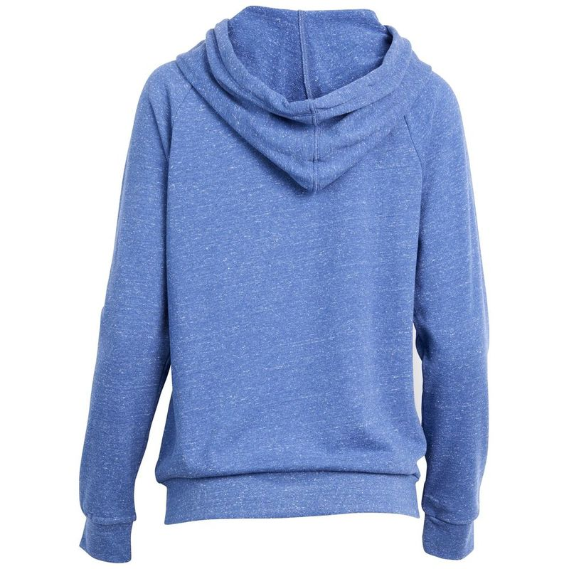 09ddc240f297 United By Blue Womens Standard Zip Up Hoodie (Blue) | Sportpursuit.com