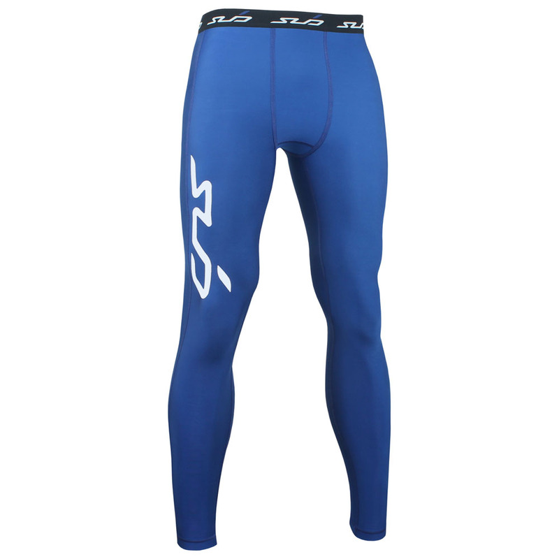 Sub Sports Mens Cold Compression Leggings (Navy)  be2d320bc