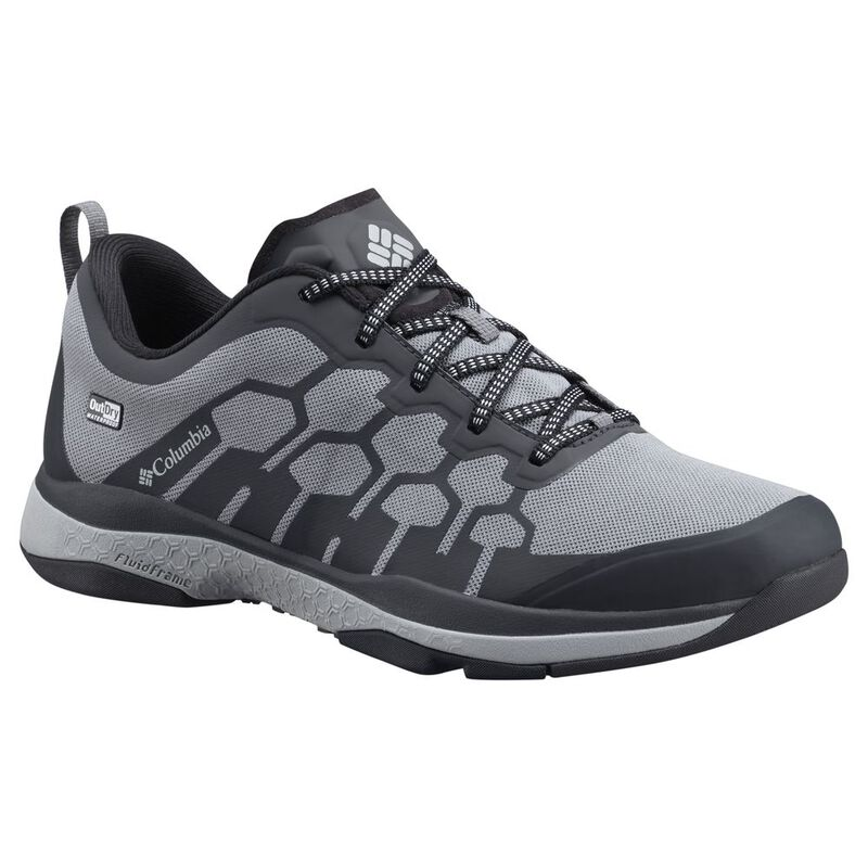 Columbia Mens ATS Trail FS38 Outdry Shoes (Ti Grey Steel/Steam) | Spor