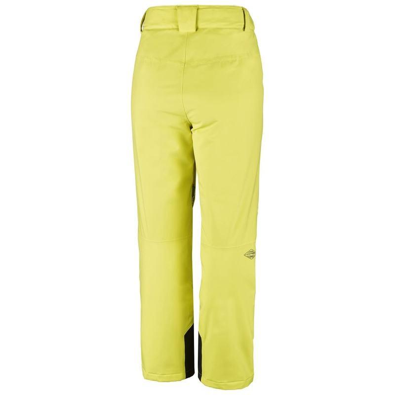 41e356ba08d Columbia Mens Snow Freak Ski Trousers (Acid Yellow) | Sportpursuit ...
