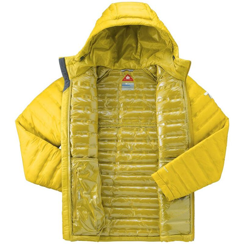 Super discount new lower prices Super discount Columbia Mens Titan Ridge Down Hooded Jacket (Antique Moss ...