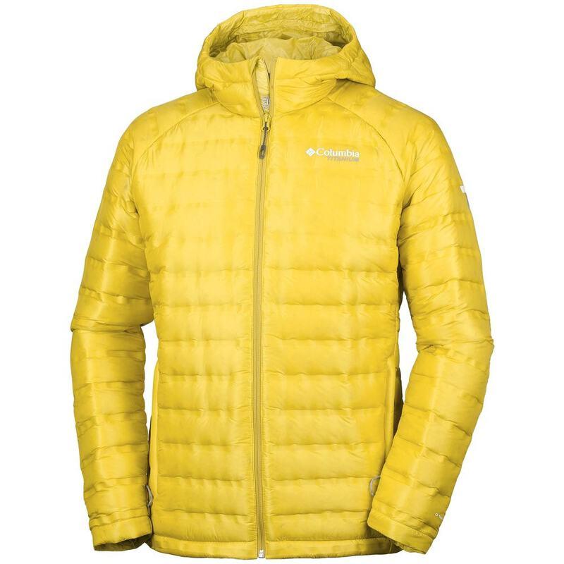 elegant shape best price huge sale Columbia Mens Titan Ridge Down Hooded Jacket (Antique ...