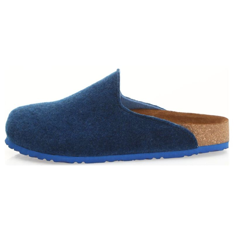 ce4b85e8e1f Comfortfusse Womens Favor Slippers (Navy Navy)