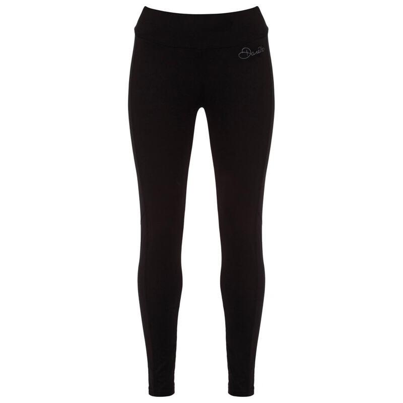 e49e041e06045e Dare2B Womens Loveline III Tights (Black)   Sportpursuit.com