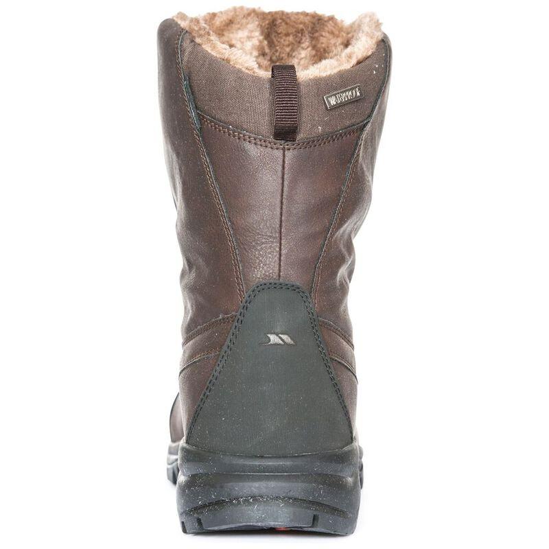af36e5a0c38 Trespass Mens Kareem Snow Boots (Espresso) | Sportpursuit.com
