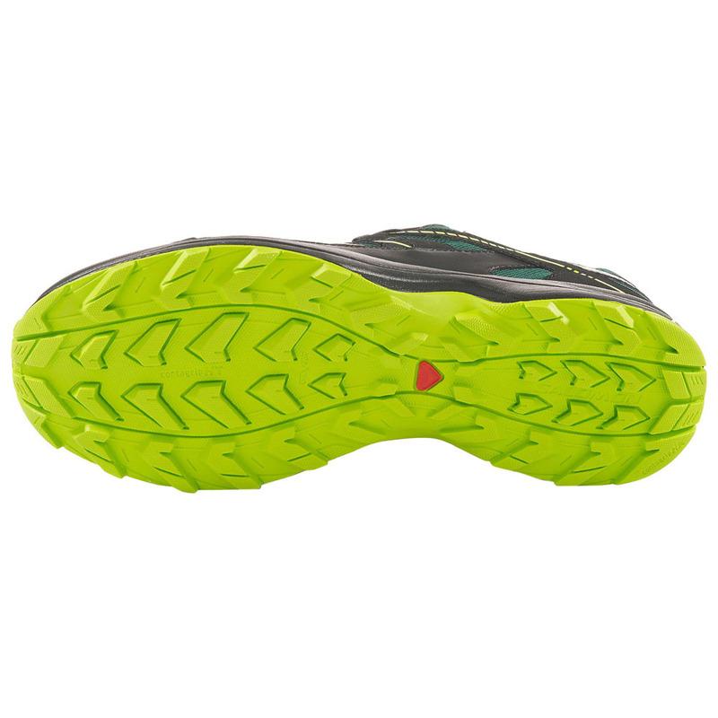 Centor Gtx Salomon Xa ShoesrainforestblacklimeSportpursui Mens 7f6Ybgyv