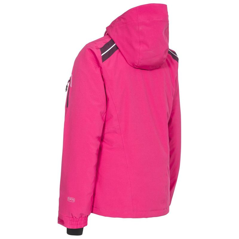 Trespass Womens Raithlin Ski Jacket (Pink Lady)  fbbb7b061
