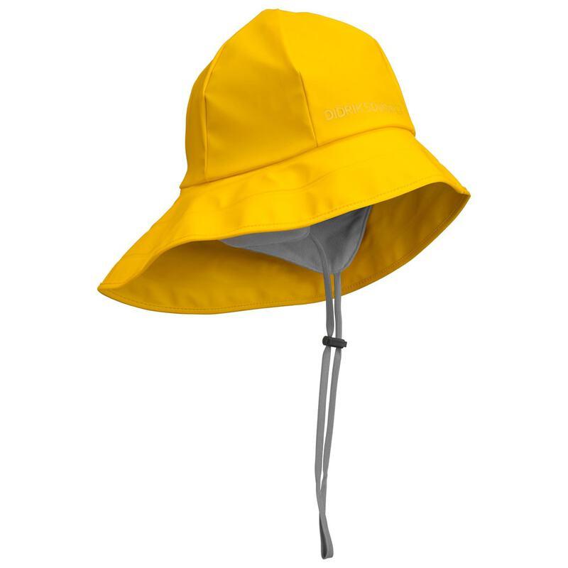 Didriksons Southwest Waterproof Hat (Yellow)  7d27810b4b5