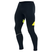 Mens Fly Thermal Tights (Black/Screaming Yellow)
