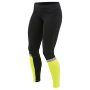 Womens Fly Tights (Black/Screaming Yellow)