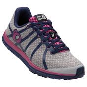 Womens EM Road N 1 V2 Shoes (Silver/Deep Indigo)