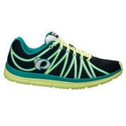 Womens EM Road M 2 Shoes (Sunny Lime/Paradise Green)