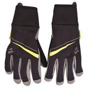 Mens Kollen Softshell Training Gloves (Black)