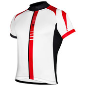 Mens Sprinter GT Jersey (White/Red)