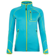 Womens Tunderia Fleece Jacket (Light Blue)