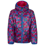 Girls Magadi Reversable Insulated Jacket (Pink)