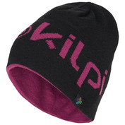 Womens Rossa Knitted Hat (Violet)