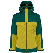 Mens Abberation Pro Jacket (Neon Spring/Alpine Forest)