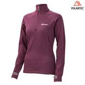 Womens Stormbelt Thermal Pro Pullover (Cerise)