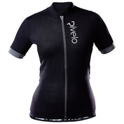 Womens Ditchling Jersey (Black)