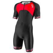 Mens FX Aero S/S Suit (Black/Red)